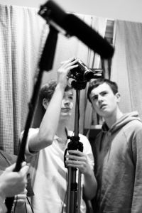 Shooting 'KNOCK'