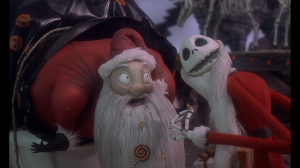 Jack nearly ruins Christmas for everyone in The Nightmare Before Christmas
