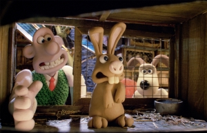 Wallace and Gromit get their own feature film with The Curse of the Were-Rabbit