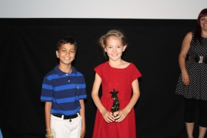 The winners took home trophies on behalf of their school clubs in recognition of all their hard work and creativity throughout the summer term.