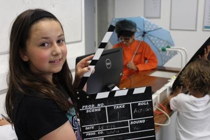 Chelsea Summer Film Shoot 2015